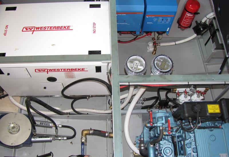 Inbouw-generator